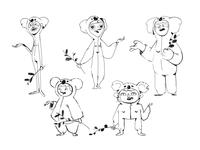 Koala gurlz