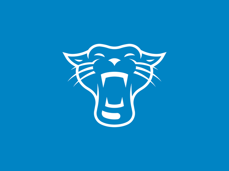 Panther panthers sports logo sports sport logo panther