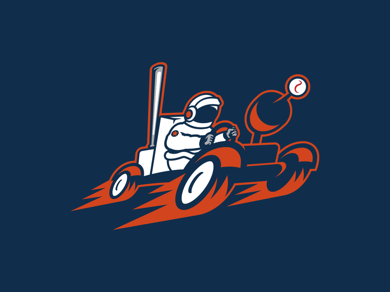 Moon Buggy for Hatclub astros moon buggy hatclub