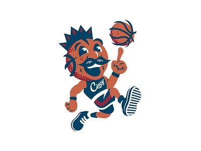 Cincinnati Royals Logo identity logo design logos nba basketball basketball nba design cincinnati vector illustrator sports branding logo royals