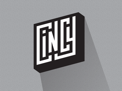 Cincinnati - Thing for a Thing illustrator cincy cincinnati