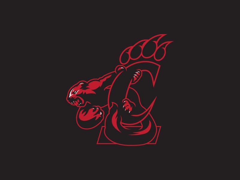 Cincinnati Bearcats Concept 1 By Sean Mccarthy Dribbble Dribbble