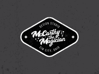 McCarthy the Magician -  Branding Extension