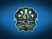 Tacoma Defiance Concept Badge