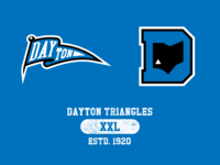 Dayton Triangles Secondary Marks