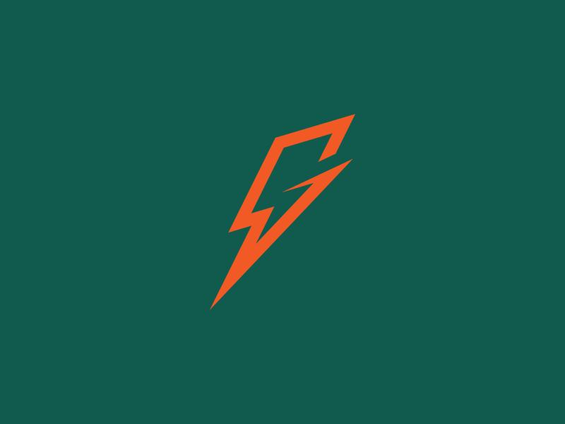 Gatorade Concept Logo sports design vector illustrator identity logo design branding logo gatorade