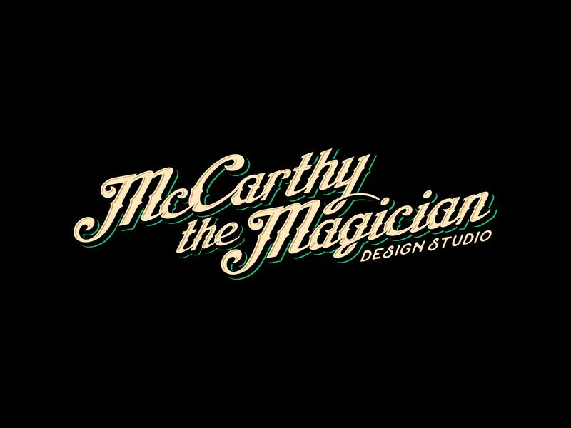 Script typography cincinnati vector design identity illustration illustrator branding logo
