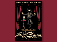 McCarthy the Magician Poster