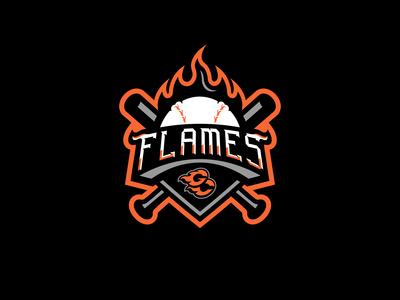 Guernsey County Flames Softball