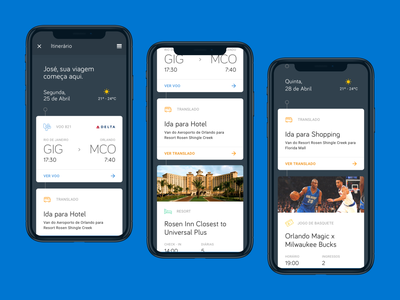 Timeline view schedule hotel airplane plane ticket material design box travel app timeline travel ux minimal ui typography ux design product design
