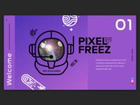Pixel Freez