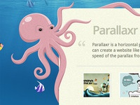 Parallaxr - coming soon!