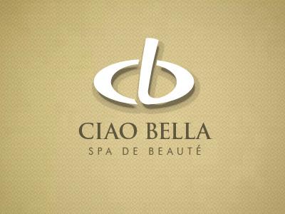 Ciaobella SPA - Brand Identity logo design brand identity typography