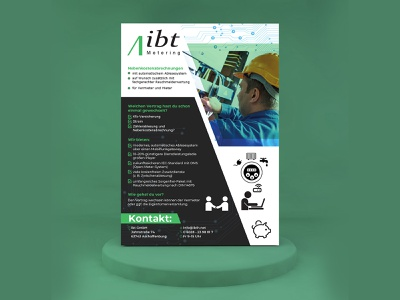 Corporate Flyer Design branding ui 3d logo motion graphics graphic design animation corporate flyer design