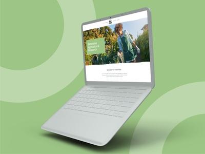 Agricultural Website agricultural website uiux epowerng web design website figma adobe xd website design