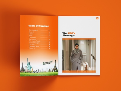 Company Brochure epower ng brochure design brochure brand identity