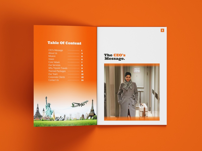 Company Brochure epower ng brochure design brochure brand identity