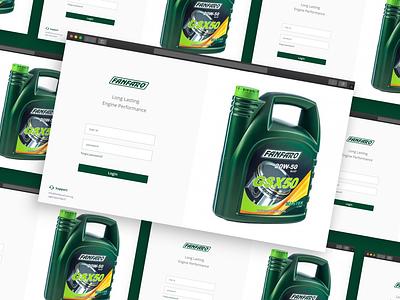 Fanfaro (3-In-1 Web App) ui design user interface ui fanfaro web app