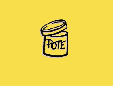 Pote (Marca Gráfica 2018)