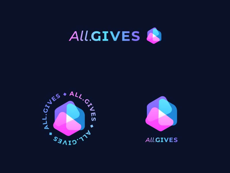 All Gives Logo Var