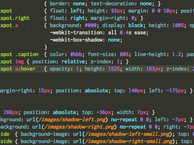 Fancifying, for WebKit