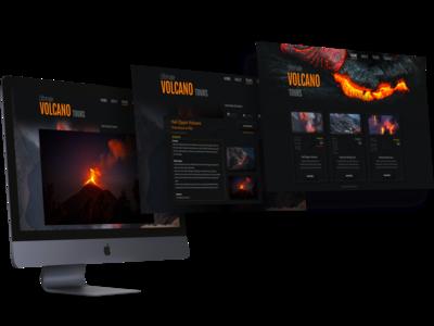 Concept Website w/ Updates