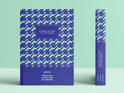 Patterns Book colors pattern art patterns pattern bookcoverdesign book design bookcover book