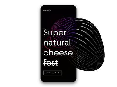 Mobile app - Festival ticket service test loop video ticket mobile app