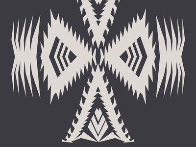 Jagged Cross