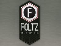 Foltz Manufacturing & Supply Logo