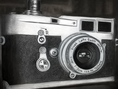 Leica charcoal leica