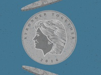 2016 coin flip, Clinton