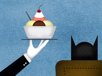 Batman & Ice Cream