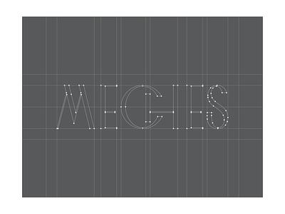 Meches Brand anchor point clothing line clothing logo clothing brand minimal fashion design fashion brand logotype modern logo abstract logo branding brand identity