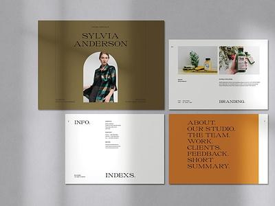 Portfolio Template clean minimal creative agency multipurpose graphic design portfolio portfolio book portfolio design portfolio brochure