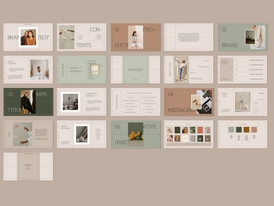 Brand Strategy print brochure design pricing guide welcome guide project business plan marketing plan branding service guide creative portfolio brand strategy