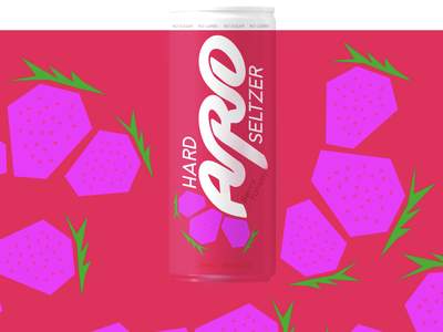 ARD Hard Seltzer Range selfie seltzer brand seltzer can energy drink drinkbranding candesign logo logodesign design branding