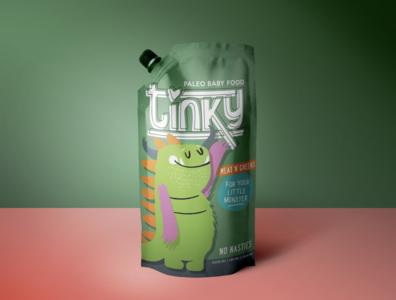 TINKY PALEO BABY FOOD