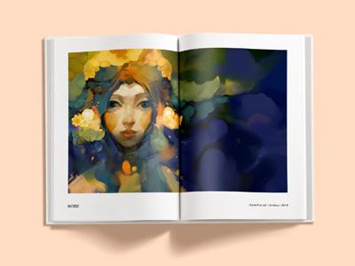 Artbook - Portfolio portfolio xnhan00 illustration graphic design artbook