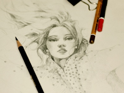 Pencil Sketch Drawing pencil sketch drawing xnhan00