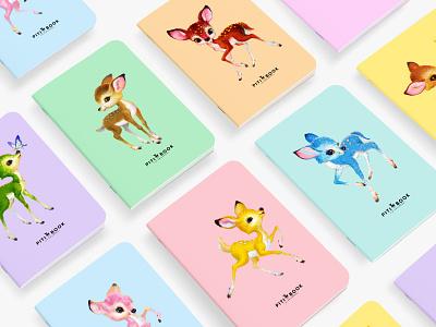 Piti Book deer childrens notebooks notebook