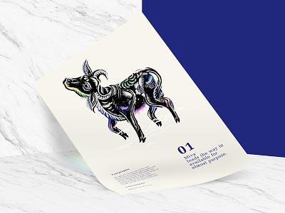 Miva Poster water buffalo poster xnhan00 miva fashion logo branding