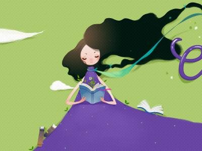 Books app ipad childrens illustration