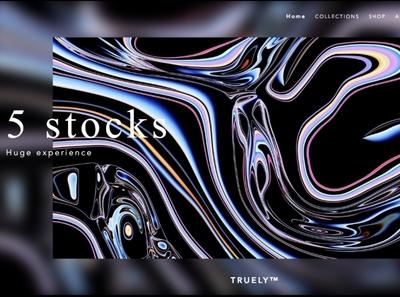 Magazine/Blog Template 5 Stocks