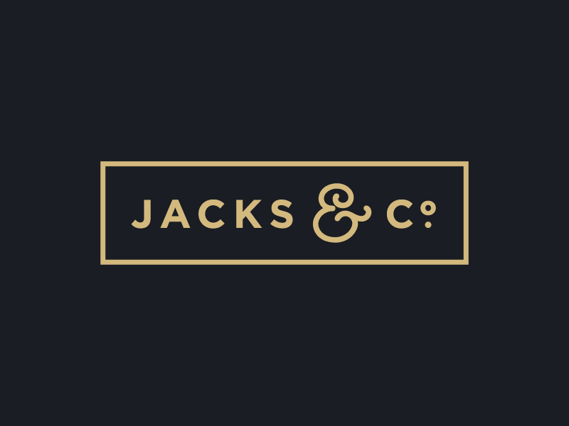 Drawing Lines Brand : Logo graveyard jacks co by emily holt dribbble