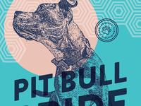 Pitbull Pride Poster