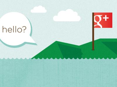Googleisland dribbble