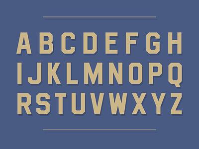 A sea of letters glyphs letters font typeface