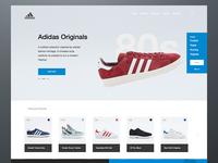 Adidas Redesign