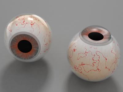 eye ball creative 3d 3d artist 3d art eyes cinema4d